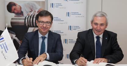 El Banco Europeo de Inversiones apoya la estrategia de innovación de DANOBATGROUP