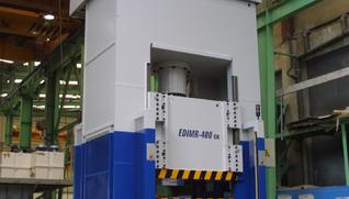 LOIRE SAFE LOIRE SAFE 400 MT HYDRAULIC PRESS