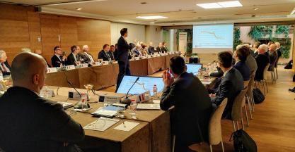 AFM REUNIÓ EN BARCELONA A LAS PRINCIPALES EMPRESAS EUROPEAS DE MÁQUINAS-HERRAMIENTA