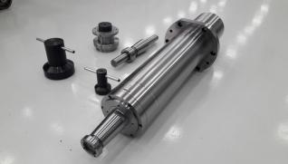 ALTUBE Diseño y fabricación cabezal nuevo