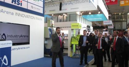 Actividad intensa del sector de máquinas-herramienta en Alemania y EEUU