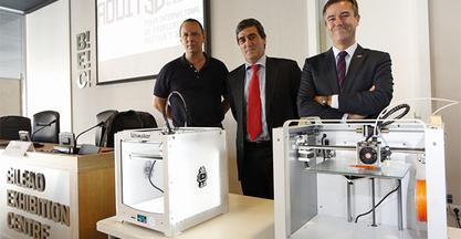 ADDIMAT y BILBAO EXHIBITION CENTRE presentan ADDIT3D, primera feria profesional de fabricación aditiva y 3D