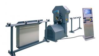 GEKA Gamma Roller 80 / C2PL, CNC line for angle processing