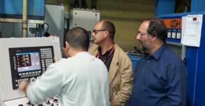 Bodycote bets on Fagor Automation for retrofitting their machines with CNC