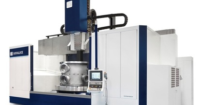 #BIEMH2014 - THE SORALUCE VTC-2500 VERTICAL TURNING CENTRE IS A HIGHLY VERSATILE MACHINE FOR TURNING, MILLING, DRILLING AND GRINDING OPERATIONS, PROVIDING HIGH LEVELS OF ACCURACY AND PRODUCTIVITY
