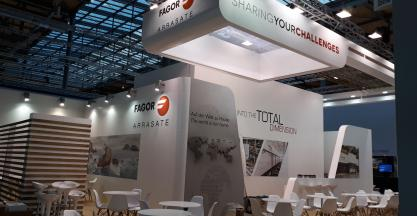 At EuroBlech, Fagor Arrasate presented its high productivity and energy-saving solutions for the automotive and metal processing sectors
