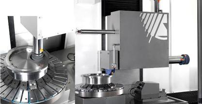#BIEMH2014 - GER WILL SHOW THE NEW UNIVERSAL VERTICAL GRINDER UVG-10