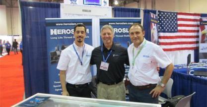 HEROSLAM hace balance positivo de su participación en la feria NIFMSE 2015 celebrada en Las Vegas (USA)