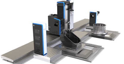 A cutting edge SORALUCE multitasking machine extends Goimek·s machining capacity