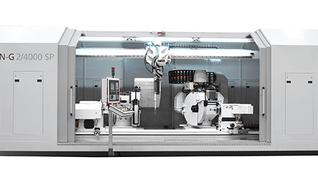 DOIMAK HEAVY-DUTTY CYLINDRICAL MULTI-TASK GRINDING MACHINE DOIMAK RCN-G 2/4000 SP
