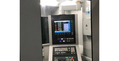 Fagor Automation's CNC 8065 and Soraluce's milling machine are making high-quality parts fast