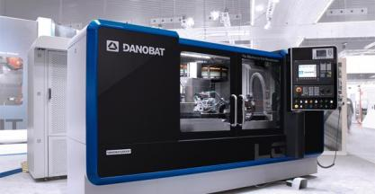 Danobat presents the LG-1000 grinding machine at INTEC