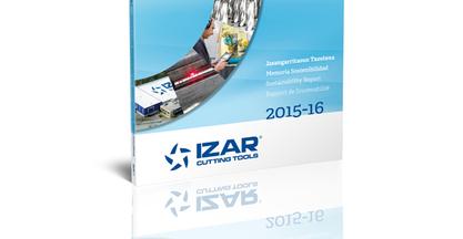 Izar presenta su memoria de sostenibilidad 2015-2016