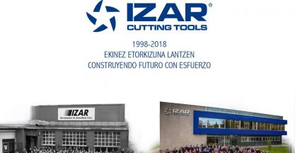 IZAR celebrates its last 20 years as S.A.L. (labour limited company)