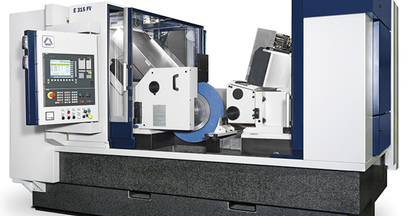 #BIEMH2014 - DANOBAT E-315FV CENTRELESS GRINDING MACHINE IS BUILT FOR ULTRA-PRECISION