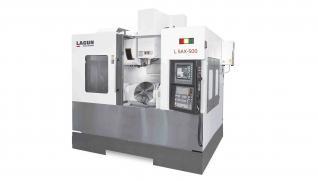 LAGUN MACHINERY Centro de Mecanizado de 5 Ejes Simultáneos: modelo L 5AX-500