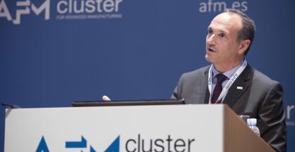 César Garbalena, elected President of AFM Cluster