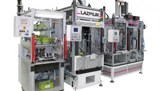 LAZPIUR LAZPIUR NIQUEL PASTE DOSING MACHINE FOR EXCHANGERS