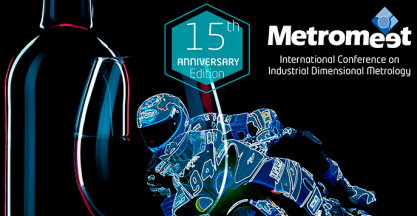 15th anniversary edition of the Metrology Industrial Dimension Conference organised by TRIMEK