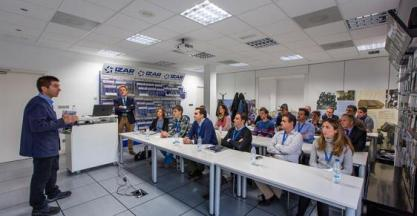 IZAR hosts the Top Enterprise meeting of CEBEK