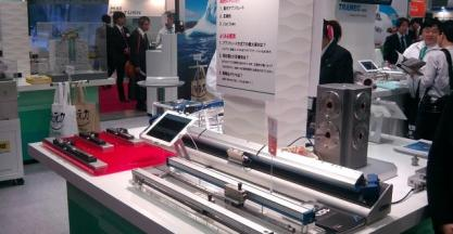Fagor Automation at the Jimtof 2014 exhibition