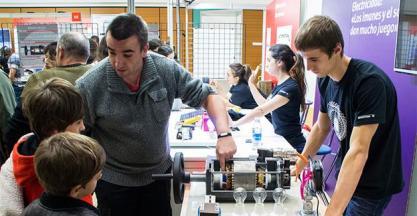 Fagor Automation en la XVI Semana de Ciencia de la UPV