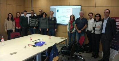 AFM participa en el proyecto EUSKATE