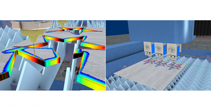 LANTEK and VICOMTECH  make progress on Interactive 3D Simulation
