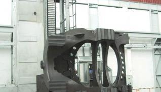 JUARISTI FLOOR TYPE BORING-MILLING MACHINE JUARISTI MX