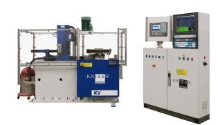 KAISER SISTEMAS BALANCING MACHINES, S.L.U. KAISER SISTEMAS ® | Vertical balancing