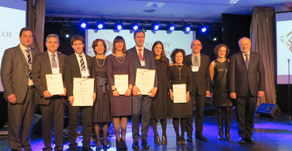 "El Sistema DAS de SORALUCE galardonado con el premio ""Quality Innovation of the year"""