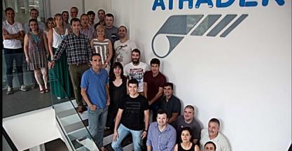 Athader se abre al mundo desde sus nuevas instalaciones