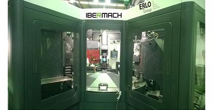 El Grupo Erlo saca al mercado su nueva transfer de mecanizado
