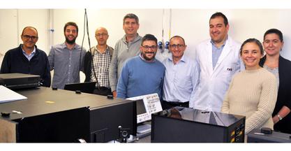 Fagor Automation socio del proyecto ECOGRAB