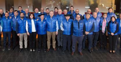 IZAR celebra su convención de ventas en Barcelona