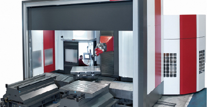 Th3D high dynamics multi-function universal machining centre from JUARISTI at BIEMH 2016 - Hall 1, stand C11