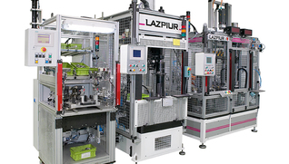 LAZPIUR LAZPIUR NIQUEL PASTE DOSING MACHINE FOR EXCHANGERS