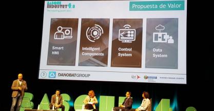DANOBATGROUP shares its capabilities in digitalisation in the basque industry 4.0 forum