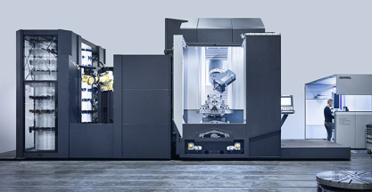IBARMIA will exhibit its Next Generation Machines at the EMO Hannover fair