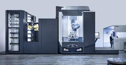 IBARMIA expondrá sus Next Generation Machines en la feria EMO 2019