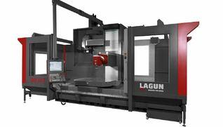 LAGUN BM RT - Fresadora de bancada fija y mesa giratoria