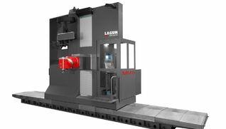 "LAGUN MM / ML - Fresadoras ""floor type"""