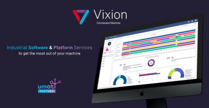 VIXION presenta su nueva versión de la tecnología UMATI en la EMO 2019