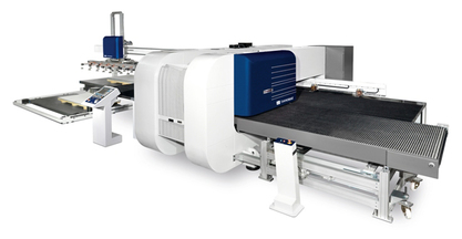 #EUROBLECH2014 - DANOBAT punch+shear combination machine model CUPRA