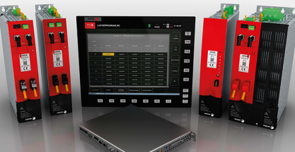 FAGOR AUTOMATION creates a new automated machine control system designed to integrate Industry 4.0 with power, compact and a smart approach