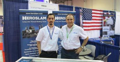 HEROSLAM makes positive balance of the FASTENER FAIR ITALY and LAS VEGAS Fastener Show 2016