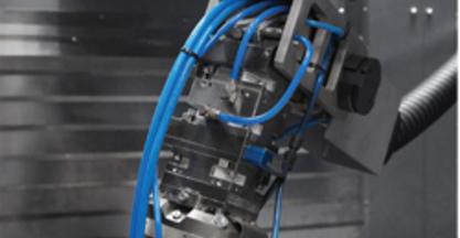IBARMIA, fabricación aditiva y mecanizado multitarea en una misma máquina en EMO Milano - Hall 5, stand C10