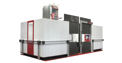 JUARISTI will be at the EMO 2015 with the TX1S high performance boring-milling machine - Hall 1, stand A30