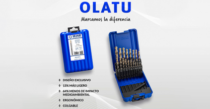 IZAR·s new packaging of the OLATU series finalist in the National Packaging Congress