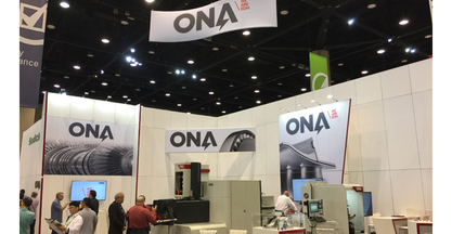 New ONA AV35 wire and QX4 sinker EDMs featured at IMTS